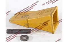 Наконечник зуба с пальцем (LG855.11 III.01-024) и шайбой (LG855.11 III.01-025) CDM 855/856 фото Омск