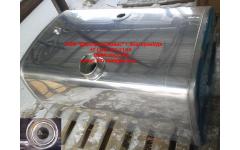Бак топливный 400 литров алюминиевый F для самосвалов фото Омск