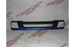 Бампер FN3 синий самосвал для самосвалов фото Омск
