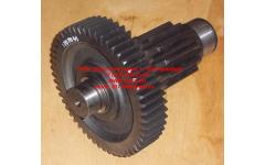 Вал промежуточный делителя (короткий) КПП Fuller 12JS200T фото Омск
