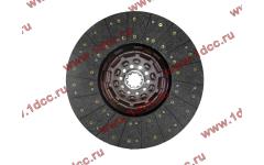 Диск сцепления ведомый 430 мм (Z=10, D=50,8, d=41) H,F,DF для самосвалов фото Омск
