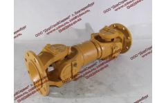 Вал карданный CDM 855 (LG50F.04203A) средний/задний