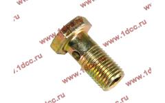 Болт пустотелый М12х1,25 (штуцер топливный) H фото Омск