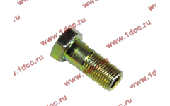 Болт пустотелый М10х1,0 (штуцер топливный) H фото Омск
