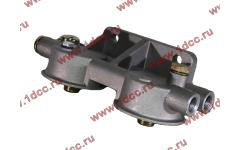 Кронштейн топливных фильтров тонкой очистки (М18) F3/H3 для самосвалов фото Омск