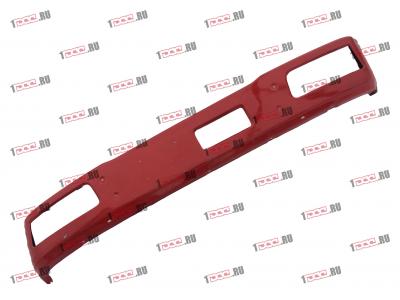 Бампер F красный металлический (до 2007г) FAW (ФАВ) 2803010-369 для самосвала фото 1 Омск