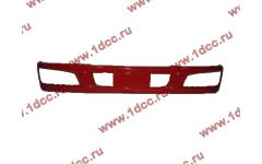 Бампер F красный пластиковый для самосвалов фото Омск