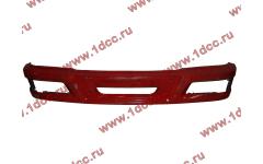 Бампер FN2 красный самосвал для самосвалов фото Омск