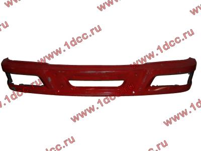 Бампер FN2 красный самосвал FOTON (ФОТОН) 1B24953180001 для самосвала фото 1 Омск