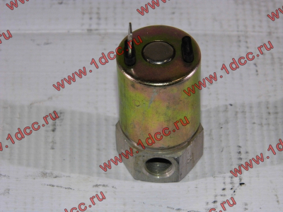 Клапан электромагнитный отопителя H HOWO (ХОВО) 61200090163 фото 1 Омск