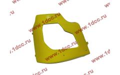 Бампер DF желтый самосвал боковой правый