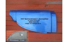 Обтекатель кабины левый HANIA синий фото Омск