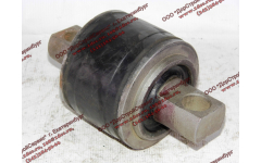 Сайлентблок реактивной штанги V-образной большой (центральный, 108х80х155 металл) F для самосвалов фото Омск
