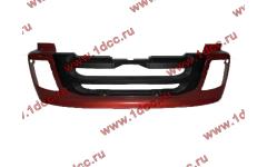 Бампер FN3 красный тягач для самосвалов фото Омск