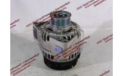 Генератор 28V/55A WD615 (ISKRA) H3 фото Омск